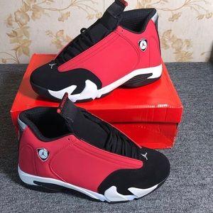 Jordan 14 Retro Gym Red Toro